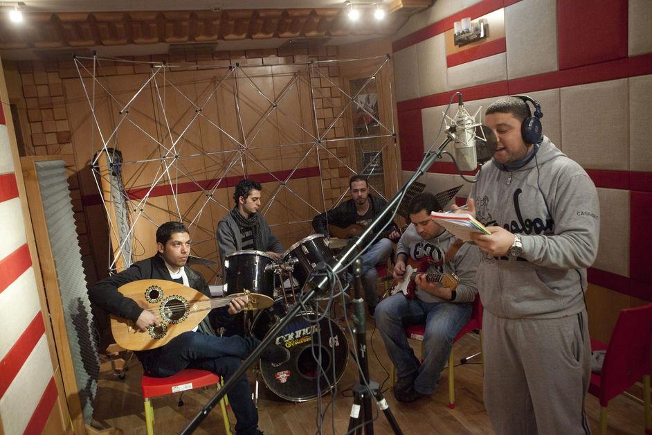 Ayman-Mghames-du-groupe-PR-The-Palestinan-Rapperz